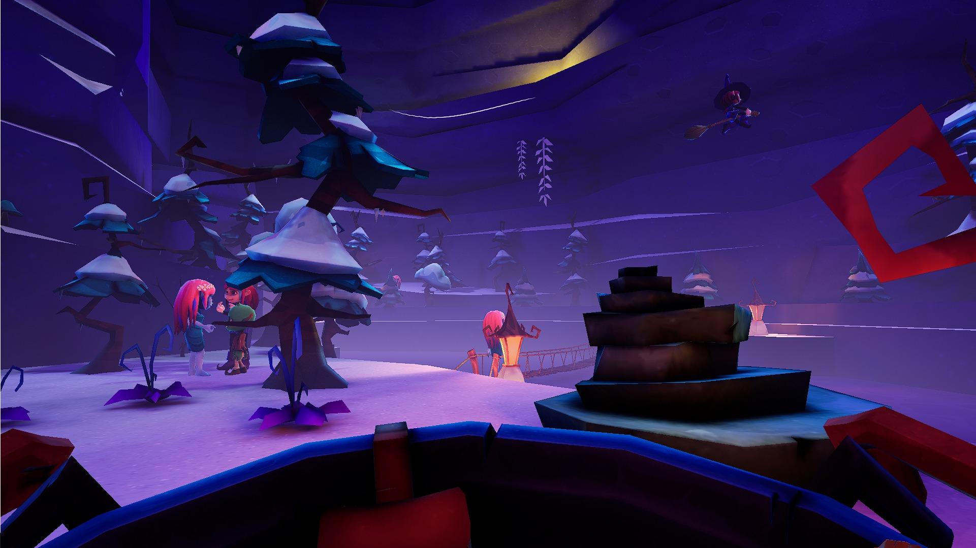 Magic Quest   Descent - Valley