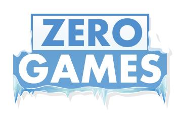 Logo of Zero Games Studios